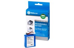 RECHARGEABLE BATTERY FOR SAFESCAN 155i